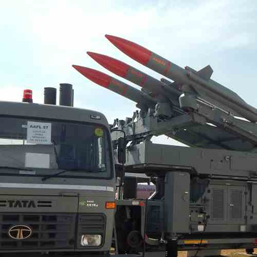 Missile Launcher Systems and Stabilised Navigation Platforms