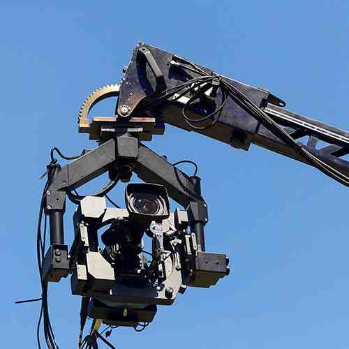 Broadcast Camera Equipment